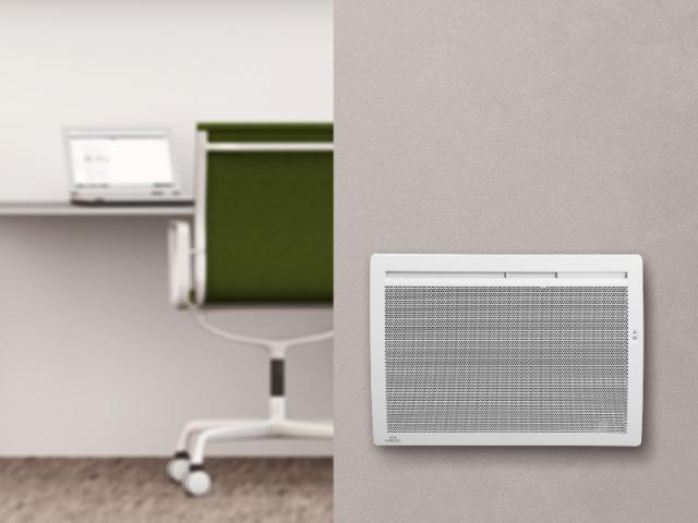 Radiateur électrique : le panneau rayonnant