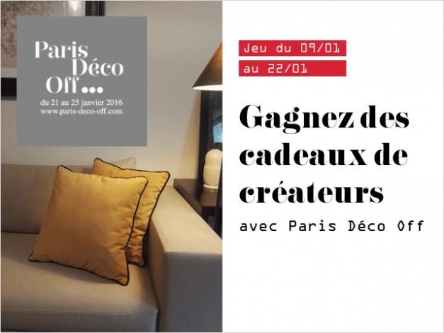 Grand Jeu Paris Deco Off 2017