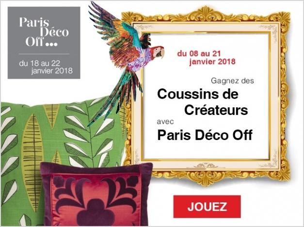 Grand Jeu Paris Déco Off 2018