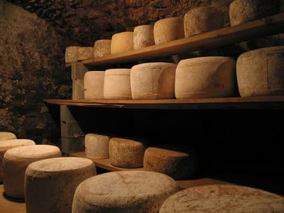 La cave fromages for Affinage fromage maison