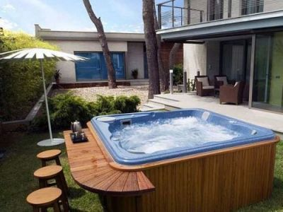 Le spa encastrable - Comment choisir son jacuzzi ...