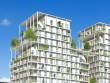 Maisons nichées dans un immeuble : le Label BiodiverCity