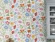 Le papier peint tendance fleurie pour un intérieur enchanté