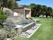 Un spa intégré dans un jardin provençal