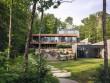 Une maison contemporaine qui compose avec son environnement