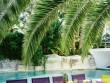 Des plages de piscine colorées