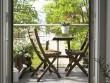 Des plantes fleuries pour égayer un petit balcon