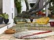Une terrasse à l'esprit hacienda