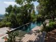 Trophée d'Argent - Catégorie piscine familiale de forme angulaire