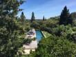 Un jardin méditerranéen aménagé avec soin