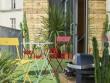 Des plantes au look exotique pour un balcon chaleureux
