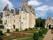 Parc du château de Courtanvaux - Sarthe