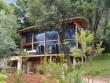 Une maison bioclimatique à ossature bois
