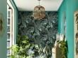 Une entrée verte façon jardin intérieur