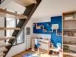 Des chambres en duplex pour les enfants