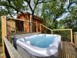 Un spa sur la terrasse