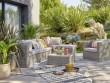 Aménager un vrai salon sur sa terrasse