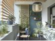 Une petite terrasse modulable et multifonction