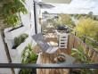Un petit balcon qui a tout d'un grand