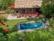 Petite piscine pour petit jardin