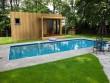 Un pool house confortable