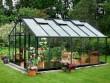 Une serre pour profiter du jardin plus longtemps