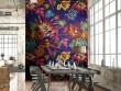 10 papiers peints colorés pour mettre en scène son intérieur