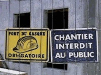 On se lance ! Chronique d'un chantier ordinaire...