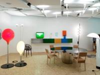 Design d'hier et d'aujourd'hui aux Galeries