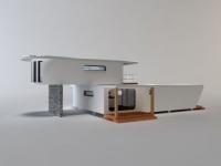 Une maison bois modulaire et design
