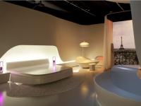 La chambre d'hôtel du futur selon Patrick Jouin