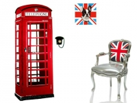 "Une décoration ""so British"""