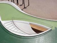 Une vague de céramique pour la plage de Benidorm