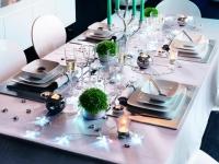 Quand la table se nappe de ses plus beaux atours