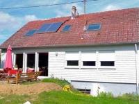 Rénovation : une maison en route vers la basse consommation