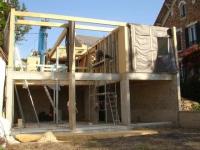 Une maison bois en six mois grâce à la préfabrication