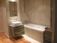 Une salle de bains agrandie et modernisée