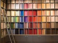 Une bibliothèque de matières