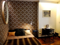 Un petit appartement pensé comme une suite d'hôtel