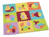 Suspension de la commercialisation des tapis puzzle en mousse