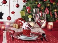 Idées et astuces pour décorer votre table de Noël