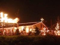A Bragayrac, une maison se pare de mille feux