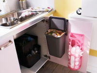 Les accessoires malins pour trier et recycler ses déchets à la maison