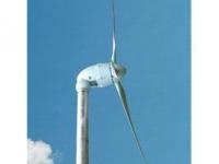 Une nouvelle éolienne domestique intelligente présentée à Las Vegas