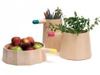 Souffle design sur l'atelier de deux tourneurs bois