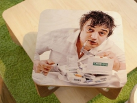 Pete Doherty s'invite à table