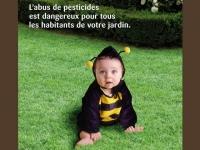 Jardinier autrement, sans emploi de pesticides