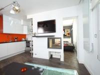 """Un mini appartement inspiré du """"Paris branché"""""""