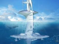 Le SeaOrbiter, une maison sous-marine nomade pour explorer les océans