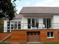 Une maison des années 60 entièrement relookée